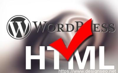禁用WordPress自动过滤HTML标签