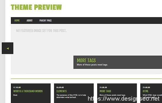 20 款WordPress Themes 5