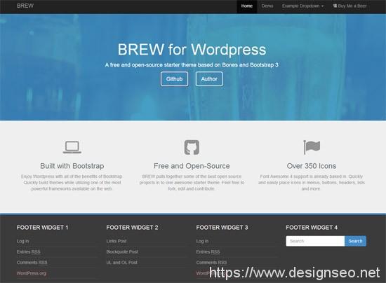 100款免费WordPress主题 13