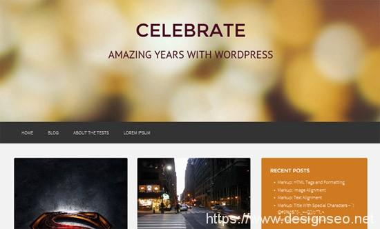 100款免费WordPress主题 20