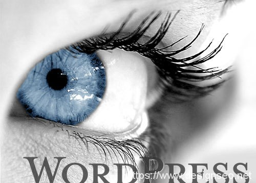 改变WordPress登录页面标志提示文字 1