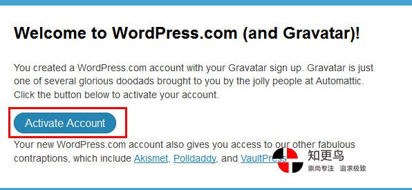全球通用头像Gravatar申请教程