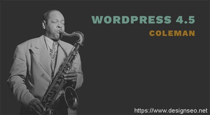 WordPress 4.5 如期而至 3
