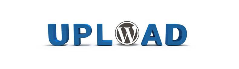 WordPress上传文件自动重命名 1