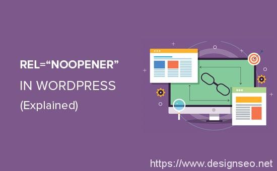 """转一篇关于:WordPress中的rel=""""noopener""""是什么? 1"""